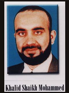 Fahndungsbild von Chalid Mohammed