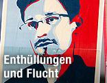 BIld von Edward Snowden