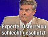 Sicherheitsexperte Gert-Rene Polli