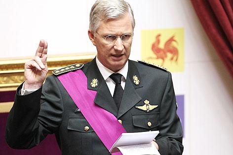 Belgischer Kronprinz Philippe