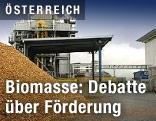 Biomassekraftwerk in Güssing