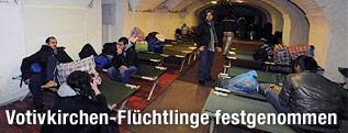 """""""Votivkirchen-Flüchtlinge"""""""