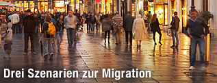 Menschen in Wien