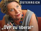 ÖVP-Bezirksvorsteherin Ursula Stenzel