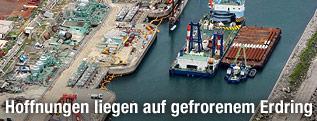 Fukushima: Hoffnungen liegen auf gefrorenem Erdring - news.ORF.at