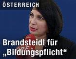 Stadtschulrats-Präsidentin Susanne Brandsteidl