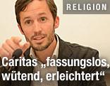 Klaus Schwertner, Generalsekretär der Caritas der Erzdiözese Wien