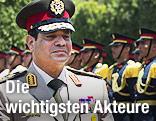 Ägyptischer Militärchef Abdel Fattah al-Sisi