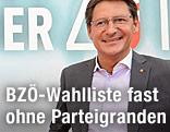 BZÖ-Obmann Josef Bucher
