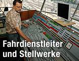 Farhdienstleiter der Deutschen Bahn