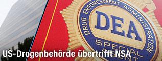 Abbildung eines DEA-Abzeichens