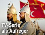 """Szene aus der TV-Serie Das prächtige Jahrhundert"""" (""""Muhtesem Yüzyıl"""")"""