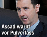 Syrischer Staatschef Baschar al-Assad