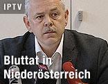 Johann Baumschlager, Polizeisprecher NÖ