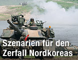 Panzer und Soldaten