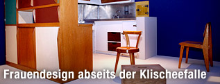 "Küche ""Cuisine de Unite d'Habitation"" von Le Corbusier und Charlotte Perriand"