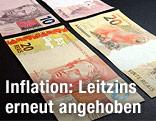 Brasilianische Geldscheine