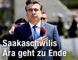Georgiens Präsident Micheil Saakaschwili