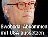 SPE-Vorsitzender Hannes Swoboda