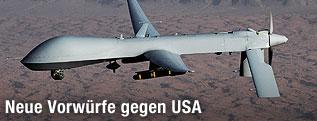Unbemannte US-Drohne