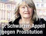 Frauenaktivistin und Emma-Herausgeberin Alice Schwarzer