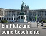Heldenplatz in Wien