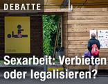 """""""Sexbox"""" in Zürich"""