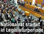 Abgeordnete im Nationalrat