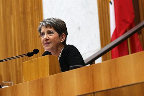 Barbara Prammer (Präsidentin Nationalrat)