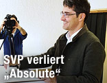 Arno Kompatscher (SVP-Spitzenkandidat)