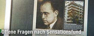 """""""Focus""""-Artikel mit Bild von Hildebrand Gurlitt und Haus"""