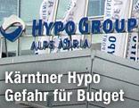 Zentrale der Hypo Alpe-Adria in Klagenfurt