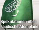 Saudische Flagge