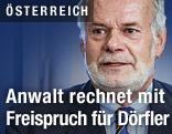 Rechtsanwalt Manfred Ainedter