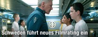 """Harrison Ford im Film """"Ender's Game"""""""