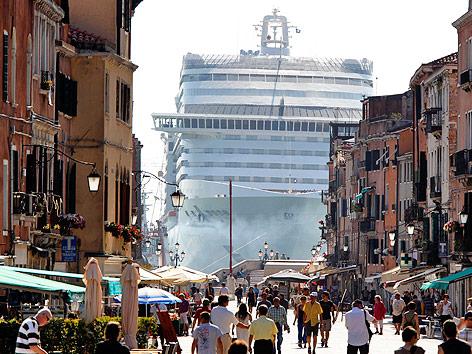Venedig Schiff
