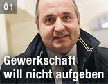 Pflichtschulgewerkschafter Paul Kimberger