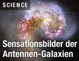 Antennen-Galaxien