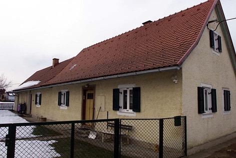 Ehemaliges Wohnhaus des Bombenattentäters Franz Fuchs in Gralla (Archivbild)