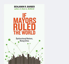 """Cover des Buchs """"If Mayors ruled the World"""""""