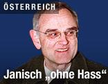 Pfarrer August Janisch (Archivaufnahme)