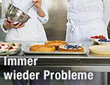 Ferialpraktikant in Gastronomieküche