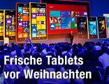 Nokia präsentiert neue Produkte