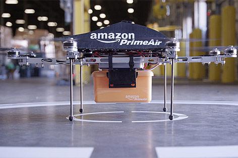 "Amazon "" Prime Air"""