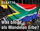 Südafrikanische Flagge