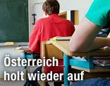 Schüler in einem Klassenzimmer