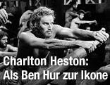 "Charlton Heston im Film ""Ben Hur"""