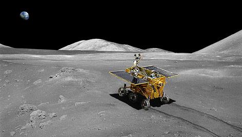 "Rover ""Yutu"""