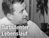 Undatierte Archivaufnahme Fritz Moldens aus seiner Zeit als Verleger