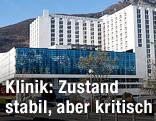 Klinik in Grenoble, in der Michael Schumacher behandelt wird